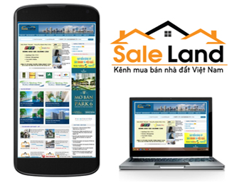 WEBSITE SALELAND.VN